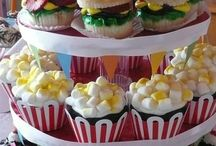 Party Food / by Cathy Bybee