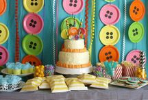 Party Decor / by Cathy Bybee
