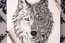 Tattoos / Tattoos I like / by Amber Casperson