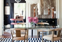 dining room / by Kelly