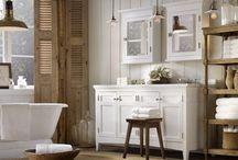 Bathrooms / by Christie Morgan