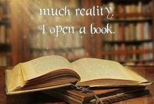 books....never too many / by Debby Takacs Woodward
