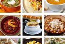 Recipes / by Mandi Pohler