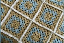 Crochet / These are various crochet patterns including tops, flowers, boots, stitch patterns and more. I have a board for GRANNY SQUARES but you may find them here as well / by Heather Gibbs