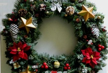 Christmas Wreaths, PineCones, Crafts / I have a collection of Christmas Wreaths, Pinecone crafts and ideas. And other various crafty ideas for Christmas decorating. / by Heather Gibbs