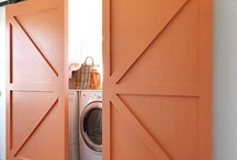 laundry room / by Kelly