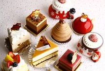 Cupcakes, muffins, entremets and verrines
