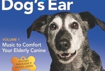 Through a Dog's Ear Music Series / $14.98 Sound Therapy for Dogs! Each album is built upon the clinically-tested principles of resonance, tone, and pattern identification that are clinically demonstrated to relieve canine anxiety issues. All recordings are performed Lisa Spector, pianist. Produced, with psychoacoustic arrangements and sequencing, by Joshua Leeds.