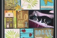 Cricut Scrapbook Layouts / by Heather Gibbs