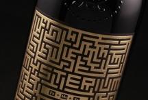 Wine Ideas - DIY / #design #wine #diy #craft #winery #cantine #bottle #sparkle