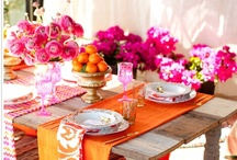 tablescape / by Kelly