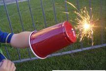 ! Fireworks ! / by Jennifer ItWorks Aiello