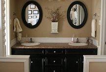 ! Bathrooms ! / by Jennifer ItWorks Aiello