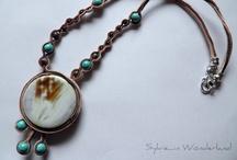 Soutache (My Jewellery) / http://sylvieartinwonderland.blogspot.it/