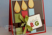 Cards / by Cathy Bybee