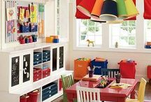 Play Room / by Cathy Bybee