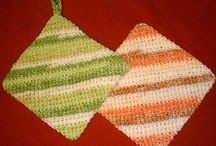 potholders / by Jeannine Tippins