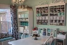 Craft Room / by Cathy Bybee