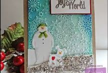 Cards - Christmas / by Melody Holcomb-Hockin