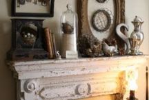 Mantels / by Cathy Bybee