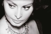 Sophia Loren / September 20th 1934 - / by Jon Hill