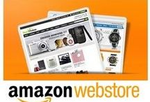 Webstore by Amazon / Webstore by Amazon is actually a board highlighting all aspect of Amazon Webstore - How to design, development, customize and promote...! / by Kaushalam