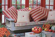 Porch Sittin' / by Christie Morgan