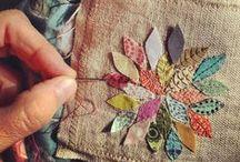 Stitchin' and Bitchin': Sewing / by Crunchy Vegan Mama