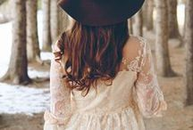 - I'd love to wear this... - / boho, romantic, elegant style