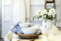 - set the table and picnic -