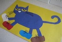 Pete the cat books and other fun Books