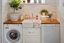 Our Nest: Laundry Room and Cleaning / by Crunchy Vegan Mama