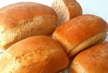 Bread / by Cathy Bybee