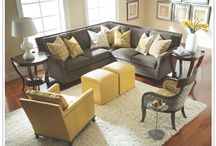 Living room / by Cathy Bybee