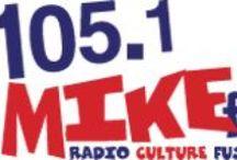 Μουσικές ψηφοφορίες / τραγούδια που ψηφίζουν οι ακροατές του ραδιοφωνικού σταθμού mikefm 105,1 στο Μόντρεαλ