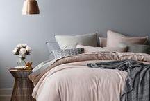 Makuuhuone / Kivoja makuuhuoneen sisustusideoita