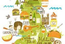 - gastro map -