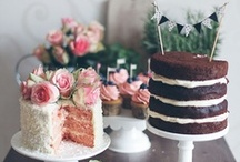 Sweet Treats, Cocktails, Desserts / beautiful things I would like to eat.