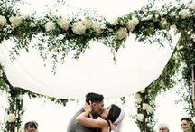 Weddings / Beautiful wedding dresses, ideas, photographs.