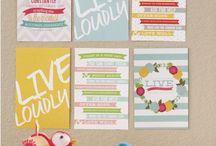 Printables / by See Vanessa Craft