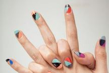 Beauty, Hair, and Nails / Beauty products, tips + tricks, and manicures