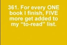 Bookworm / by Kirsten Fritzsche
