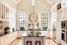 kitchen ideas / by Allison Feely