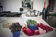 Cucina = Amore / Vuoi mettere il piacere a condividere il tempo con le persone che ami, davanti a un buon piatto?!