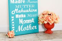 Mother's Day Ideas / by See Vanessa Craft
