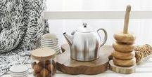 fonQ | Koffie & Thee / Drink jij graag een kopje koffie of thee met familie en vrienden? We verzamelen hier de leukste hebbedingen voor  koffieliefhebbers en theeleuten!