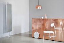 fonQ | Koper / Koper is terug van weggeweest. We zien het overal! Koper is warm en stijlvol en geeft een chique tintje aan je huis.
