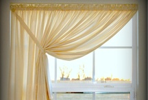 Draperies, Curtains, and Shades / by Black Fox Homestead