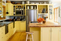 Kitchen / by Kerry Bagley Crabbs
