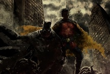 To The Bat Cave! / by Bevin Eastman